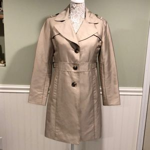 Kenneth Cole Modern Trench Coat